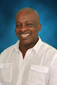 Guyanese entrepreneur Wilfred Brandford.