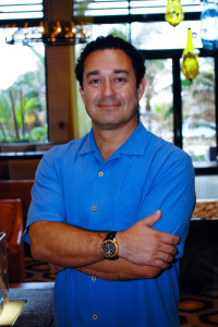 Cristian Sariego, GM, The Cove Atlantis