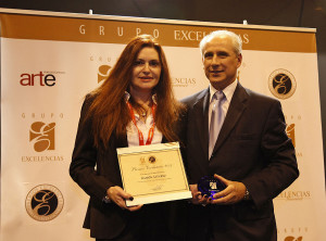 Premios Excelencias 2012-Ramon Alvarez