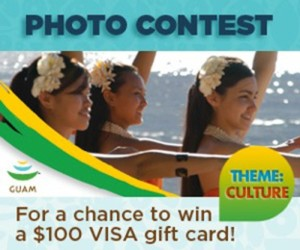 THE GUAM VISITORS BUREAU PHOTO CONTEST PROMO