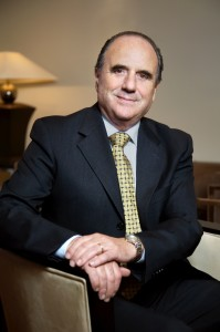 Alfred Pisani, Founder and Group Chairman of Corinthia Hotels, and Corporate Patron of Just a Drop.